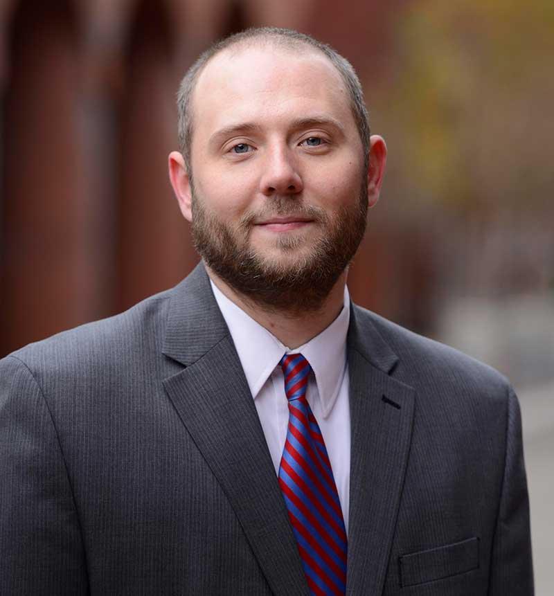James Thornburg Attorney