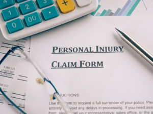 how much is my personal injury claim worth scranton pa